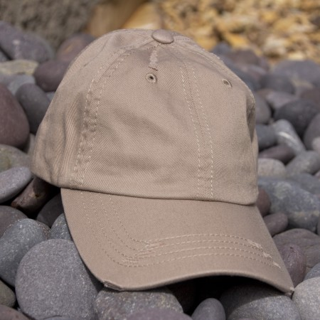 a772c8c772a Lot of 12 Khaki Vintage Frayed Dad Hats
