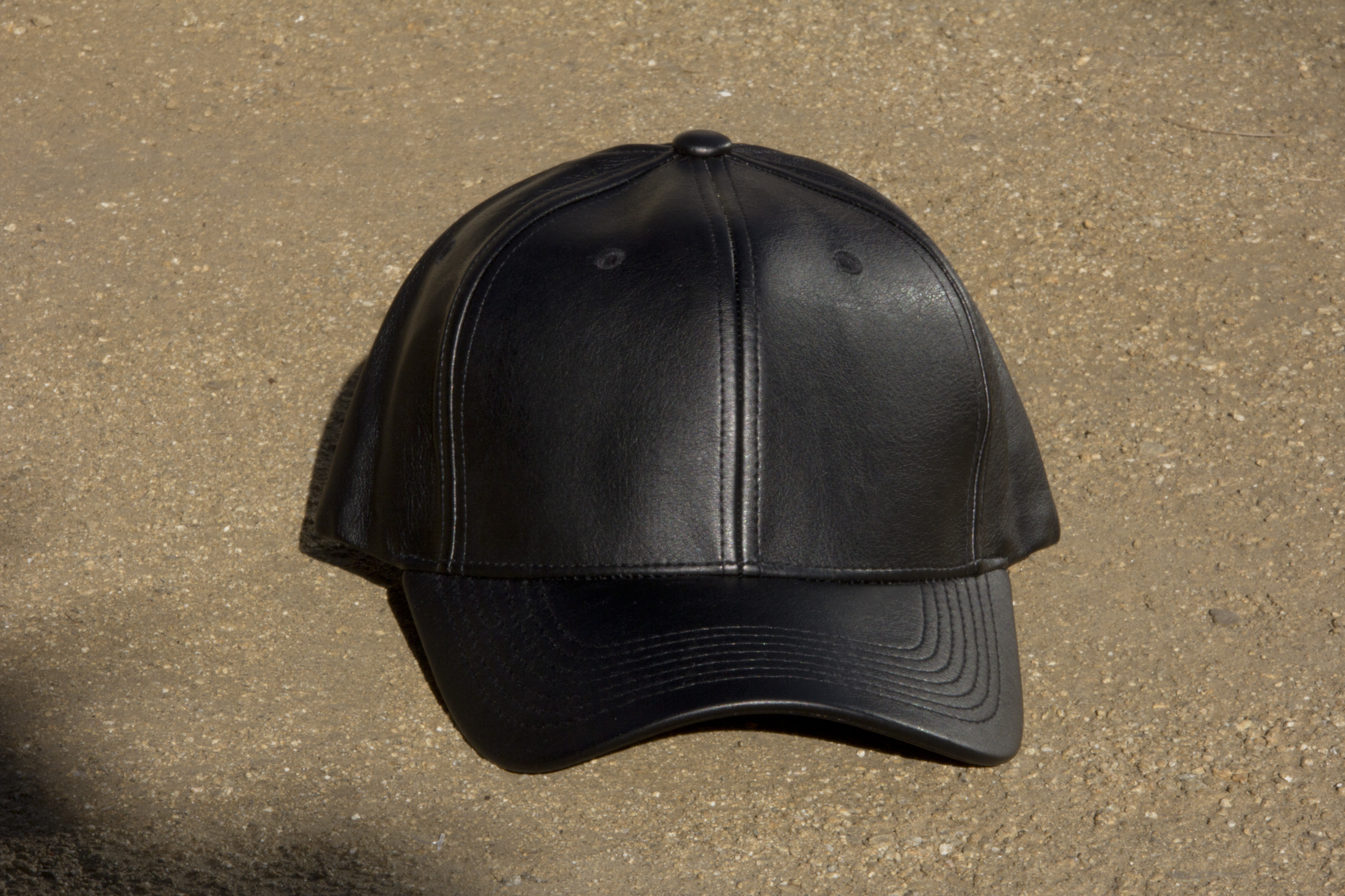 Lot of 12 Black Leather Dad Hats  e9c74cf9562a